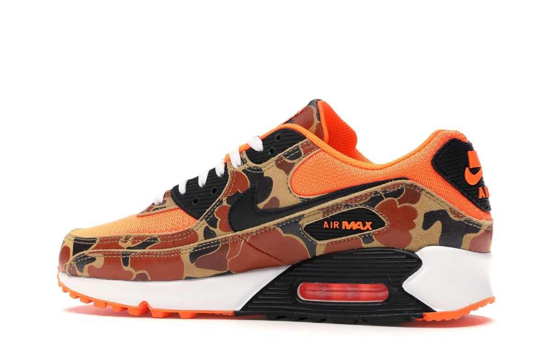 Nike Air Max 90 Duck Camo Orange