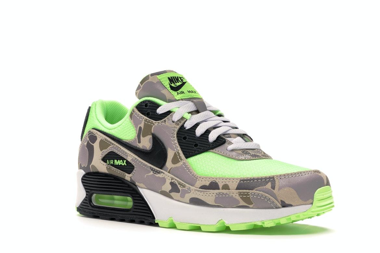 Nike Air Max 90 Green Camo - CW4039-300