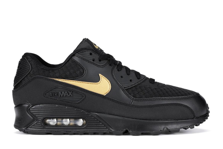 Nike Air Max 90 Essential Black Gold