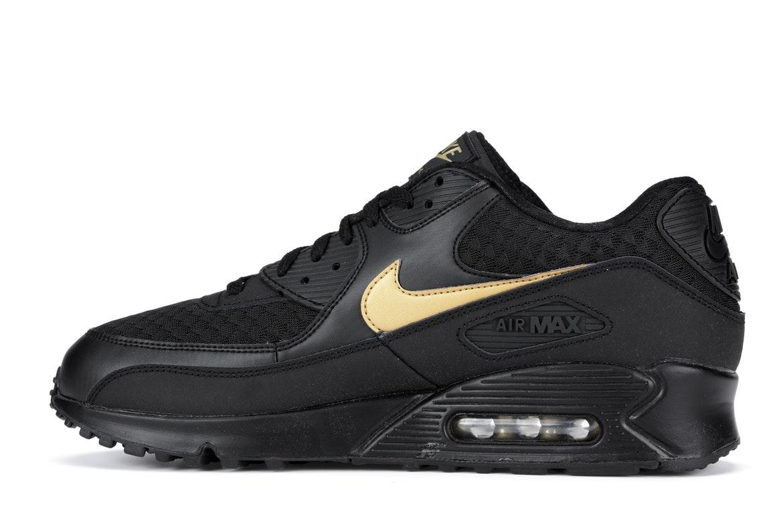 Nike Air Max 90 Essential Black Gold - AV7894-001