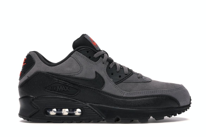 Nike Air Max 90 Grey Suede