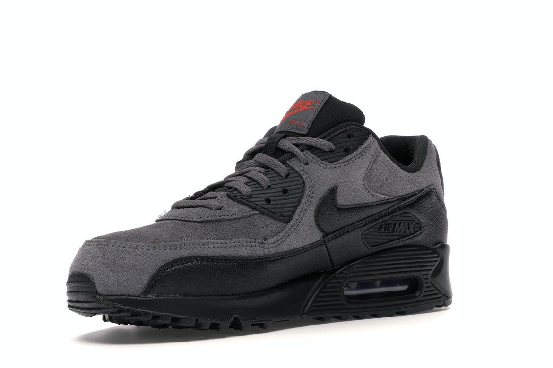 Nike Air Max 90 Grey Suede - AJ1285-025