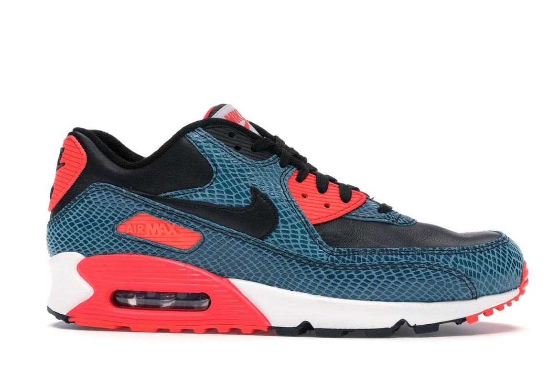 Nike Air Max 90 Infrared Snake - 725235-300