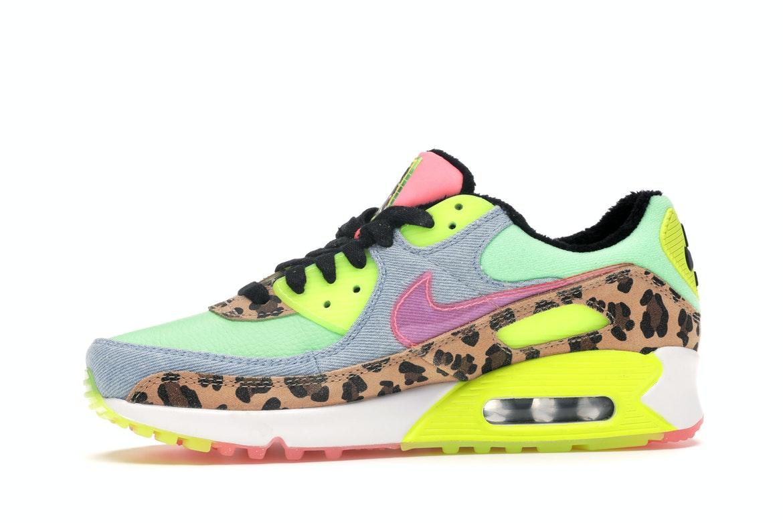 Nike Air Max 90 LX 90s Dancefloor Green (W) - CW3499-300