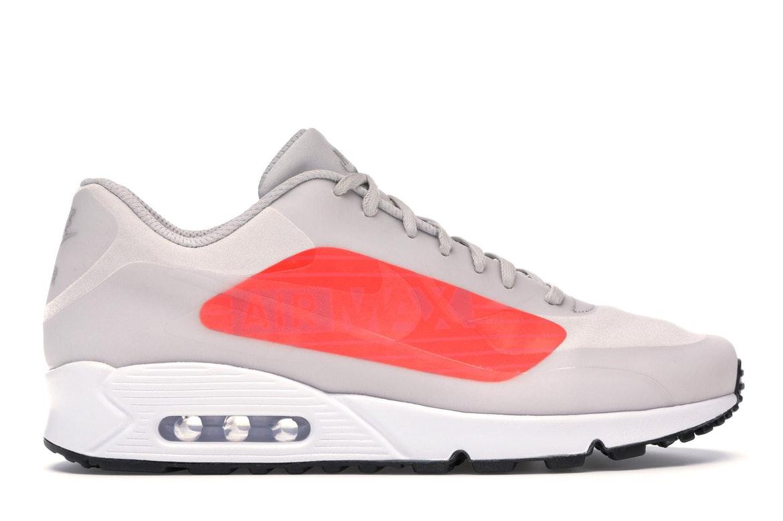 Nike Air Max 90 NS Big Logo Crimson