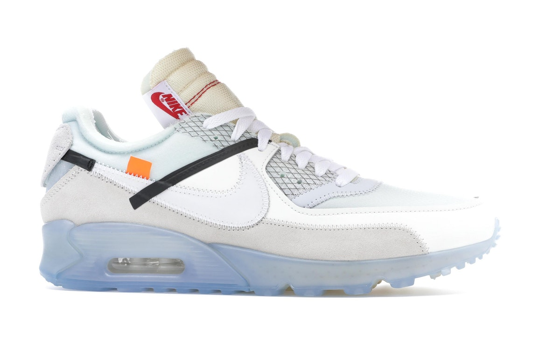 Nike Air Max 90 OFF-WHITE - AA7293-100