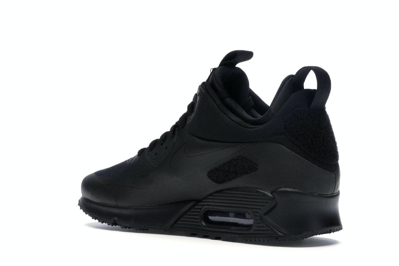 Nike Air Max 90 Sneakerboot Patch Black - 704570-001