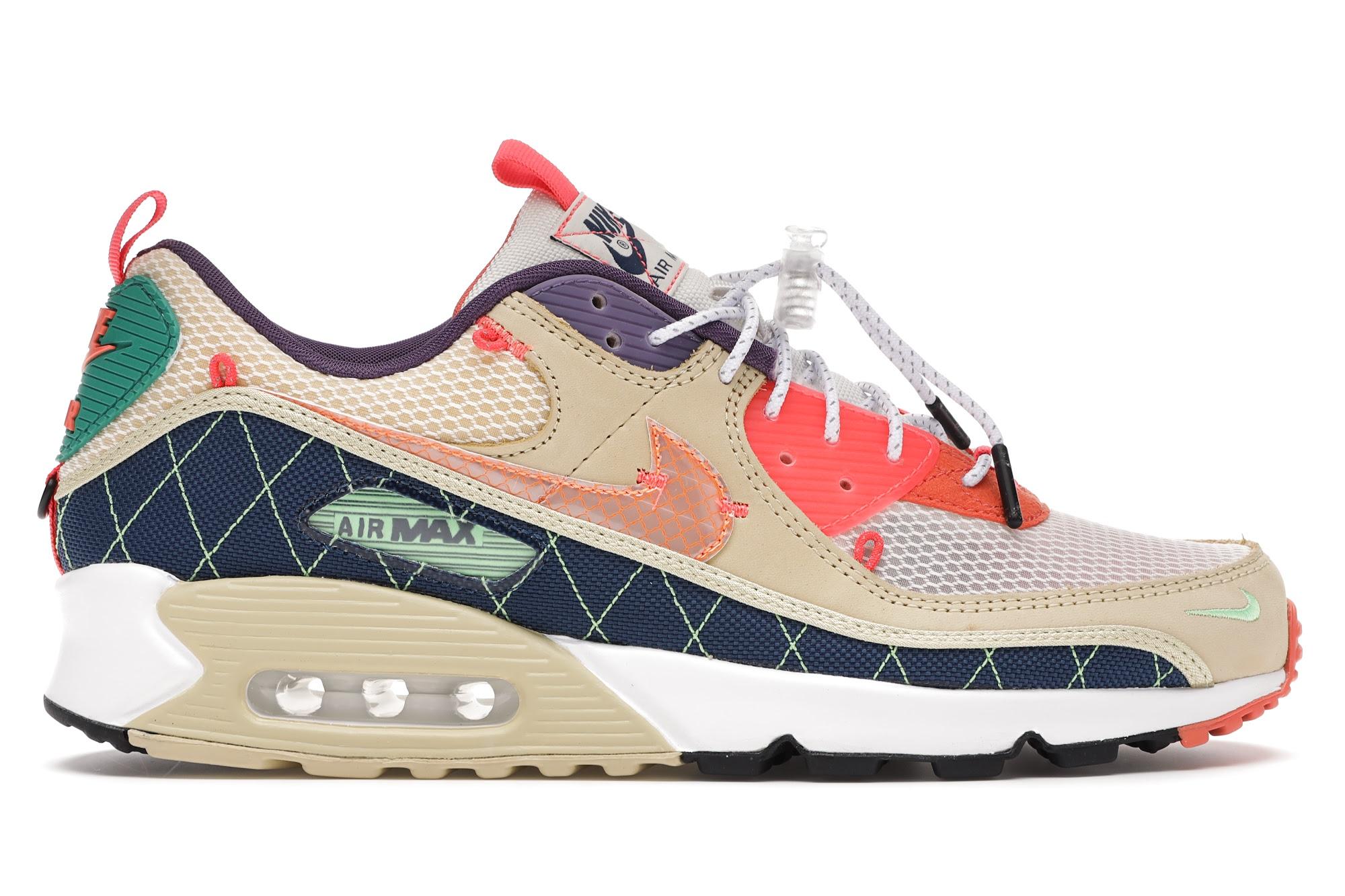 Nike Air Max 90 Trail Team Gold - CZ9078-784