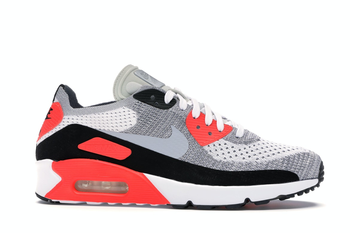 Nike Air Max 90 Ultra Flyknit 2.0 Infrared