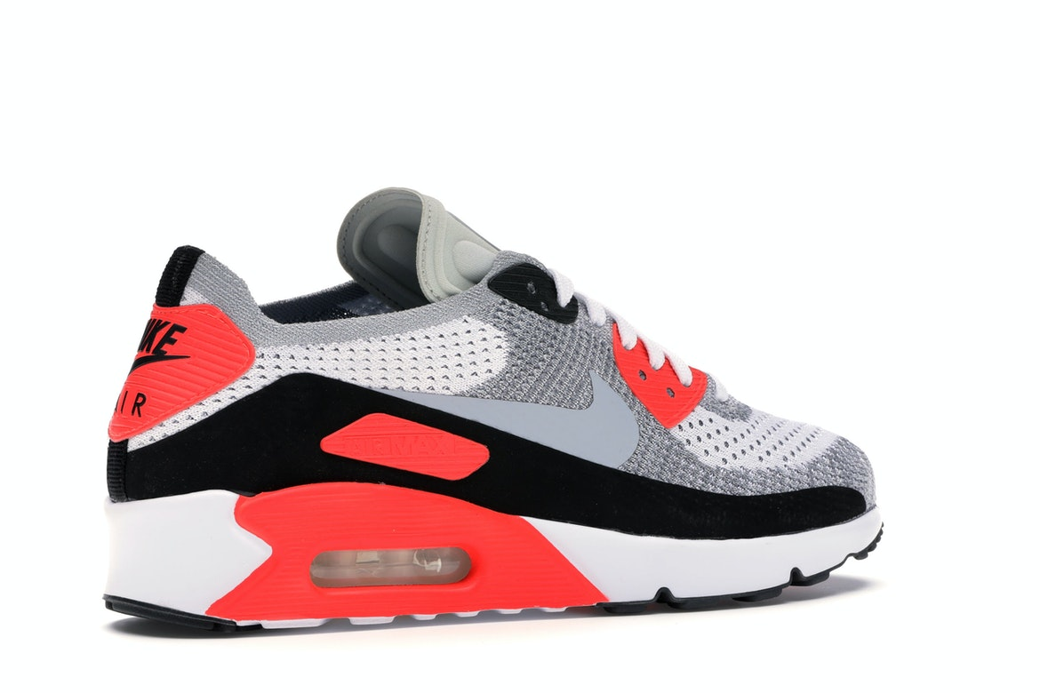 Nike Air Max 90 Ultra Flyknit 2.0 Infrared - 875943-100