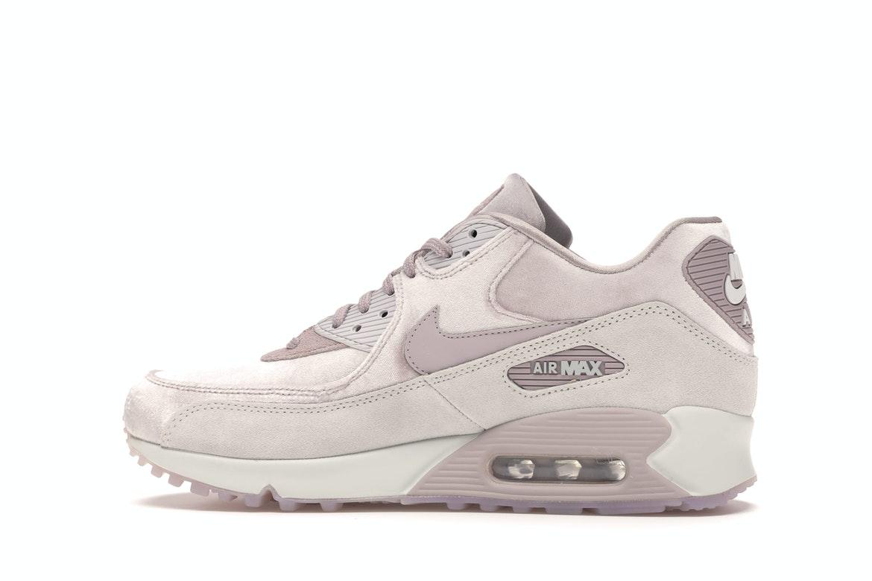 Nike Air Max 90 Velvet Particle Rose (W) - 898512-600
