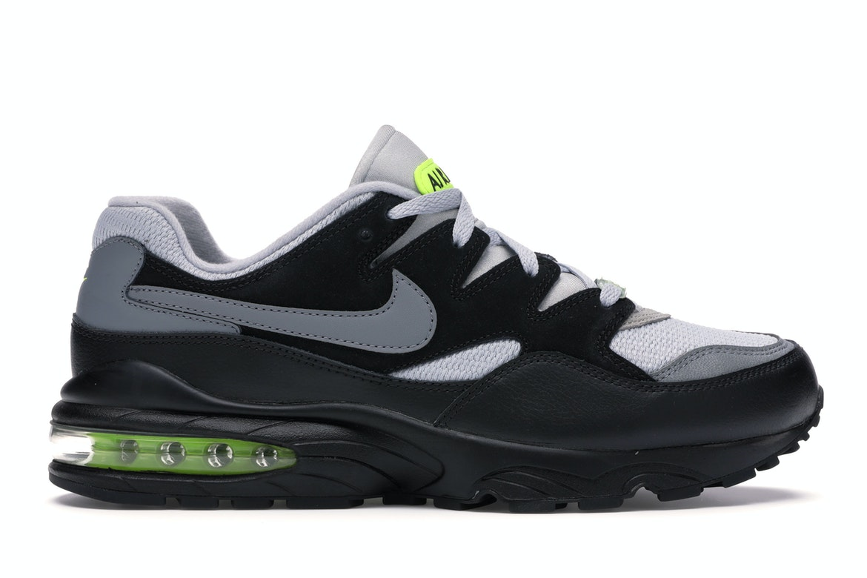 Nike Air Max 94 Wolf Grey Black Volt