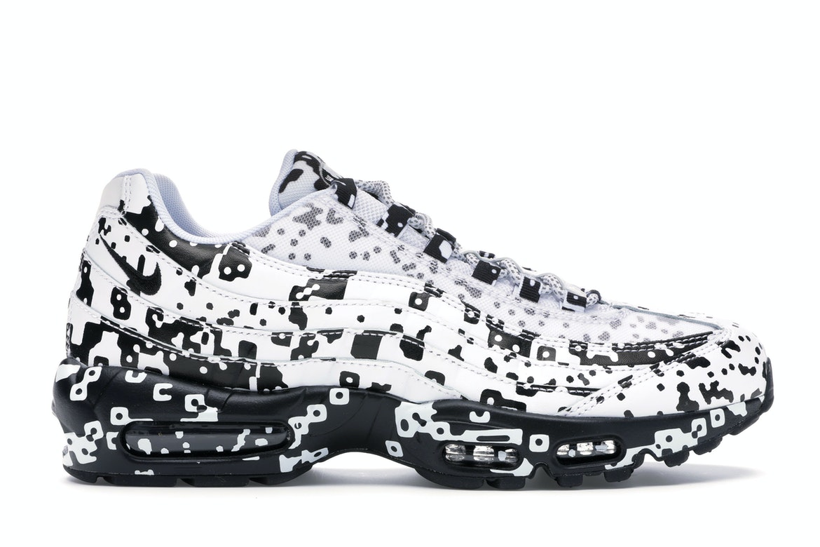Chappa 5 inches 5 minutes Nike Air Max 95 Cav Empt White One-of-a ...