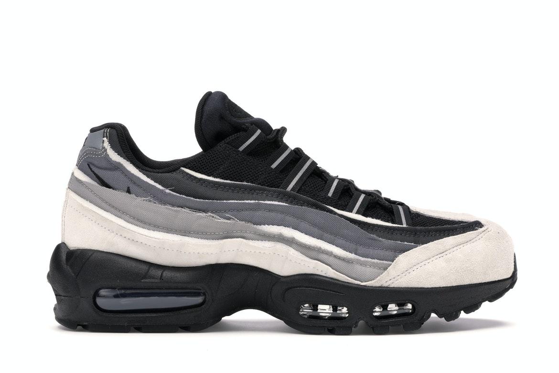 Nike Air Max 95 Comme des Garcons Black Grey