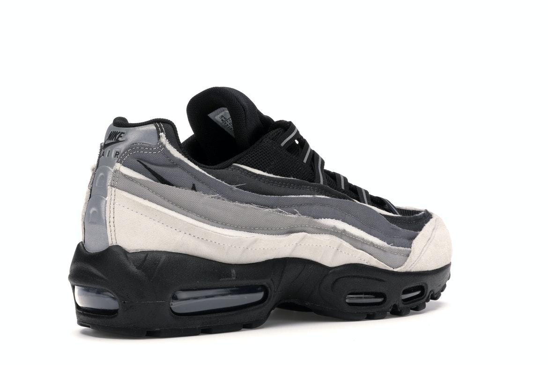 Nike Air Max 95 Comme des Garcons Black Grey - CU8406-101