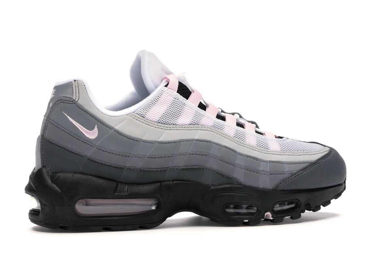 Nike Air Max 95 Gunsmoke Pink Foam