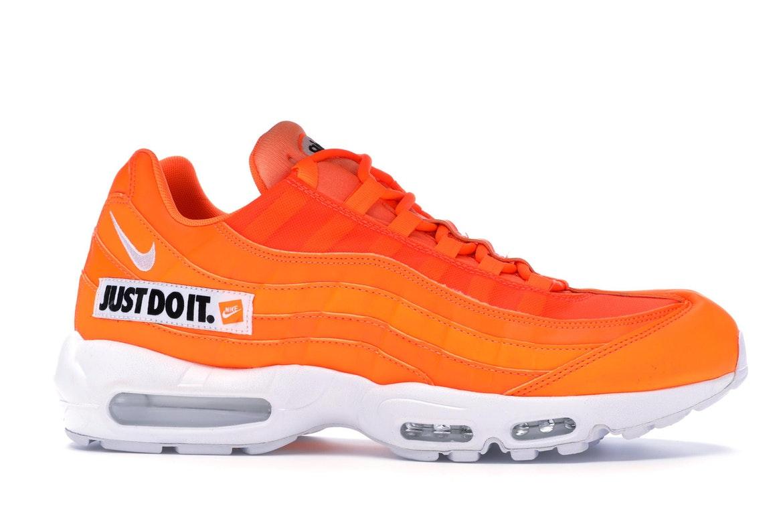 Nike Air Max 95 Just Do It Pack Orange