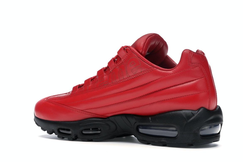 Nike Air Max 95 Lux Supreme Red - CI0999-600