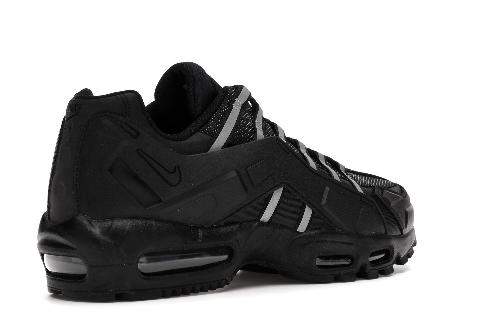 Nike Air Max 95 NDSTRKT Black Reflective - CZ3591-001