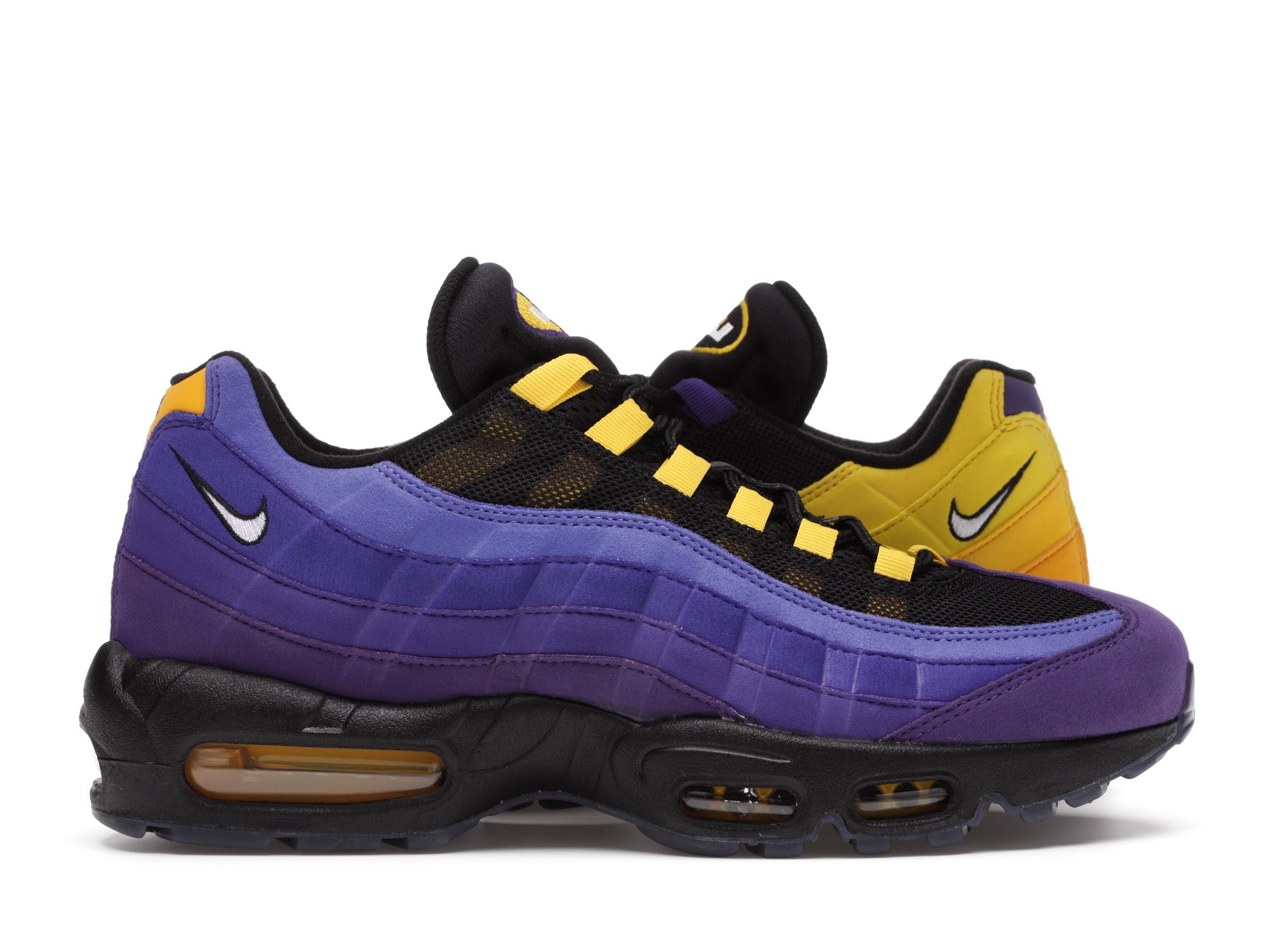 Nike Air Max 95 NRG LeBron Lakers