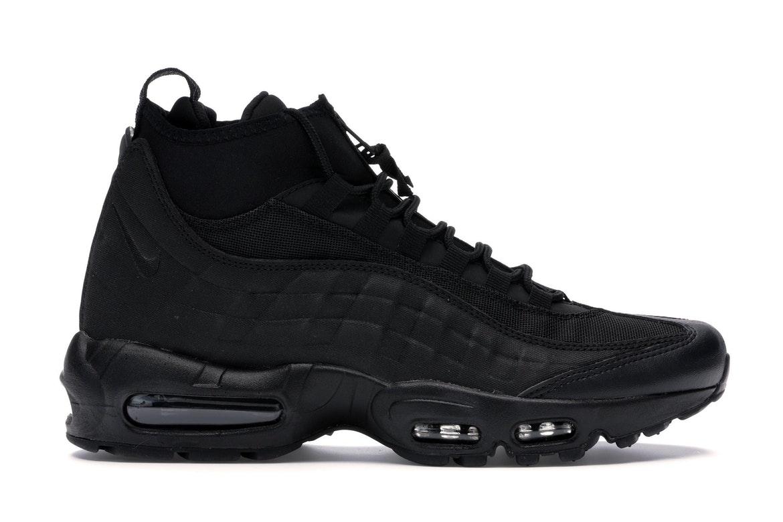 Nike Air Max 95 Sneakerboot Triple Black