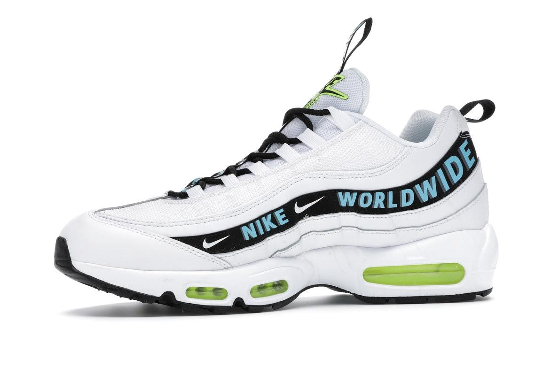 Nike Air Max 95 Worldwide Pack White - CT0248-100
