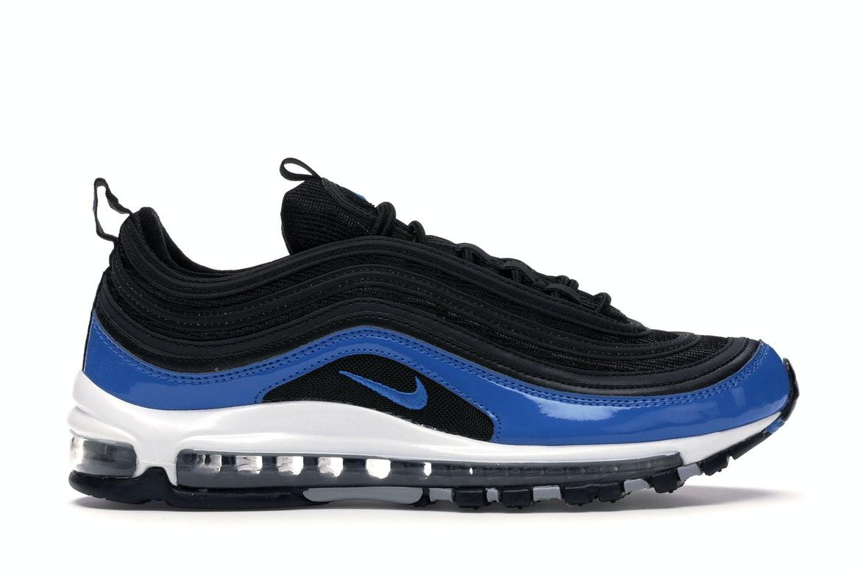 Nike Air Max 97 Black Blue Nebula