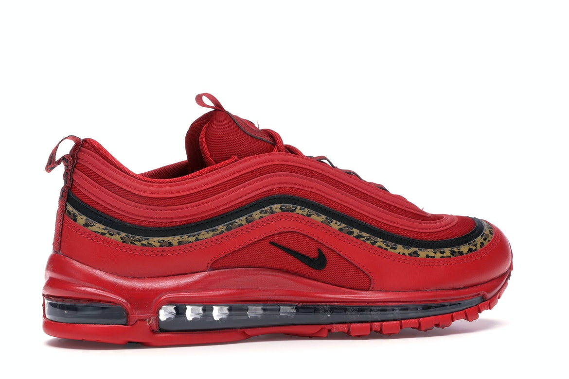 Nike Air Max 97 Leopard Pack Red (W)