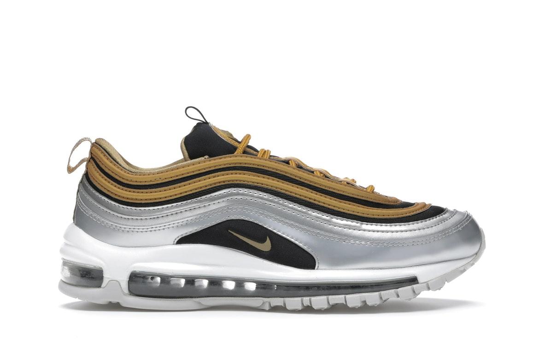 Nike Air Max 97 Metallic Gold Black (W)