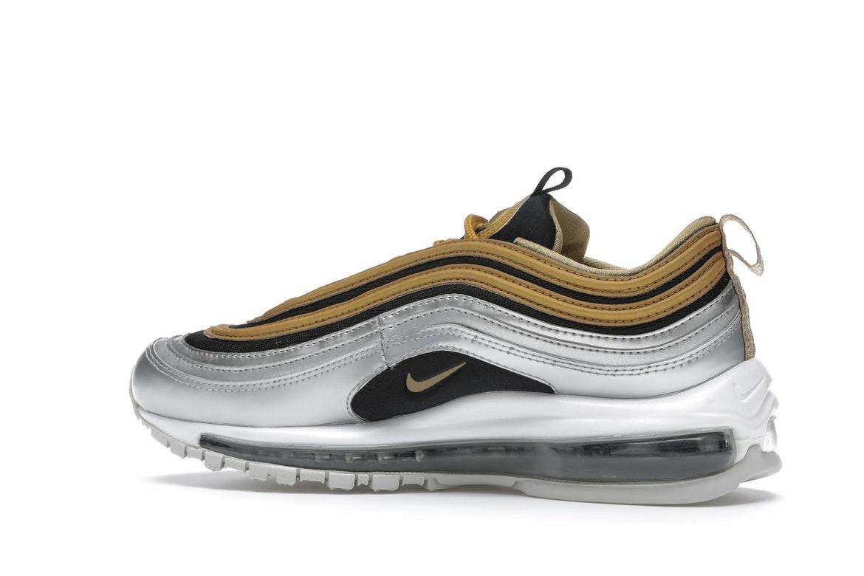 Nike Air Max 97 Metallic Gold Black (W) - AQ4137-700