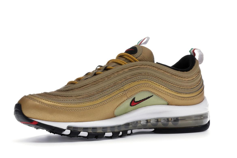 Nike Air Max 97 Metallic Gold (Italy) - AJ8056-700
