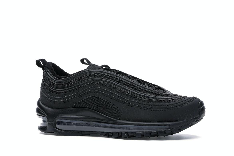 Nike Air Max 97 OG Triple Black (GS)
