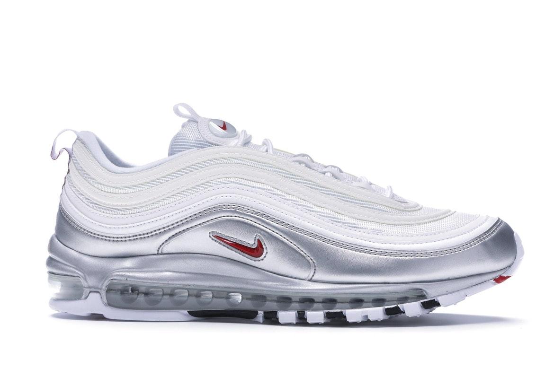 Nike Air Max 97 Silver White