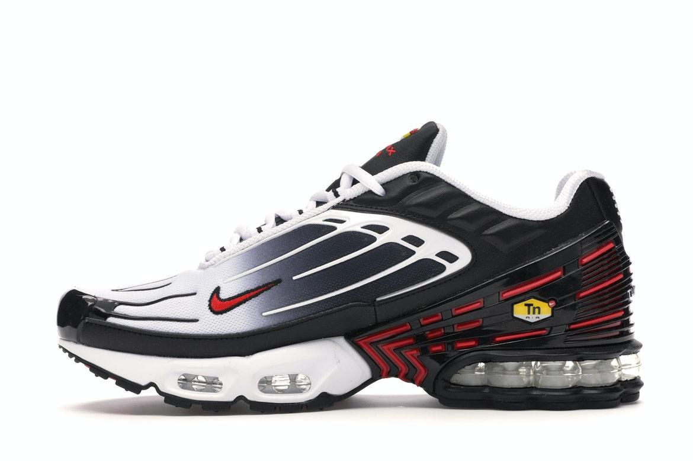 Nike Air Max Plus 3 Black Red