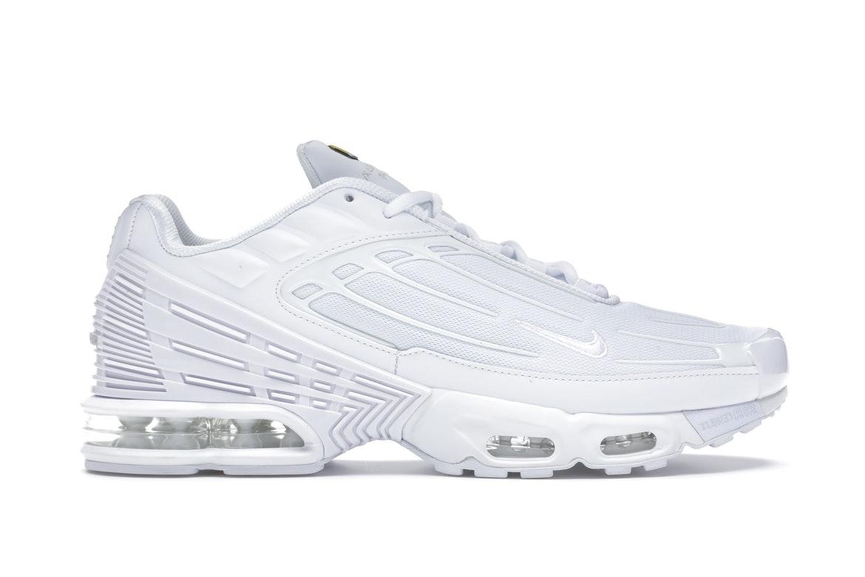 Nike Air Max Plus 3 Triple White