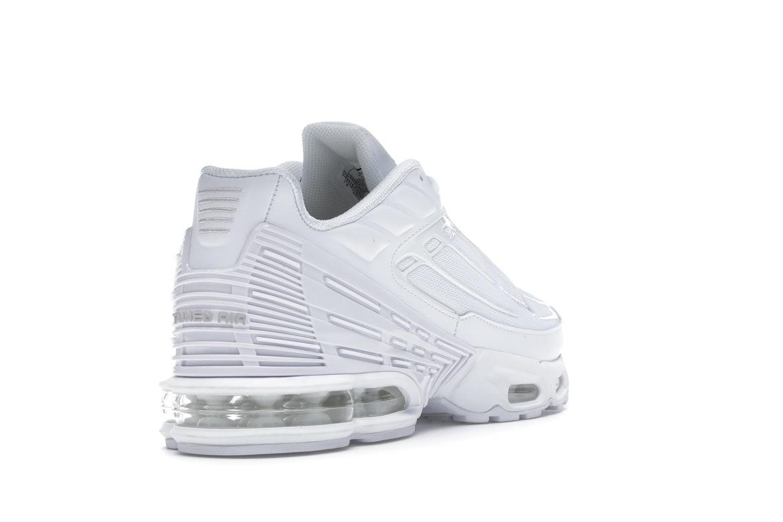 Nike Air Max Plus 3 Triple White - CD6871-100