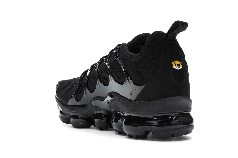 Nike Air VaporMax Plus Triple Black - 924453-004