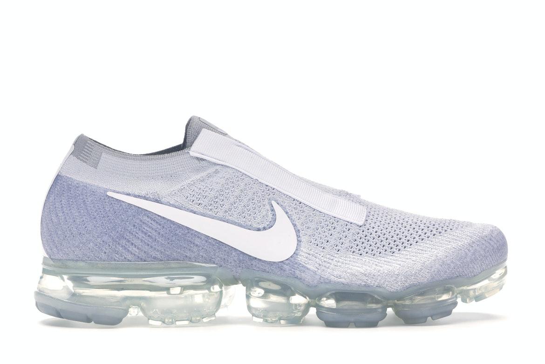 Nike Air VaporMax SE Laceless Pure Platinum