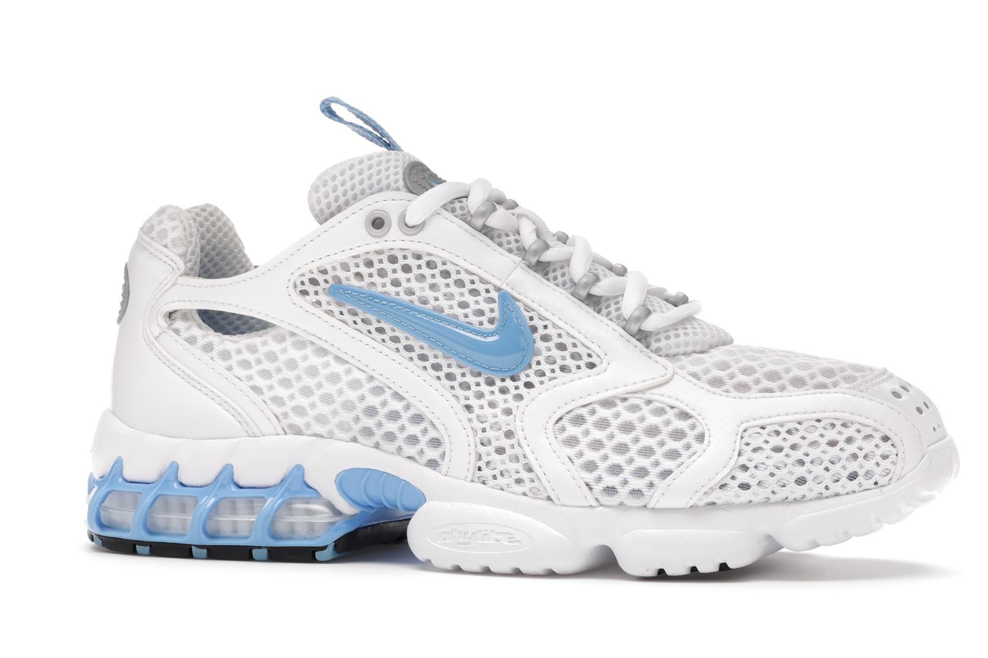 Nike Air Zoom Spiridon Cage 2 White University Blue (W)