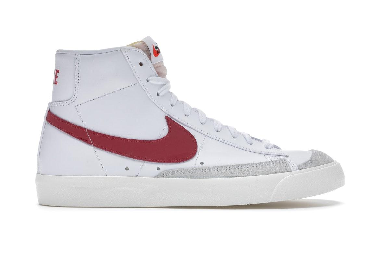 Nike Blazer Mid 77 Brick Red - BQ6806-102