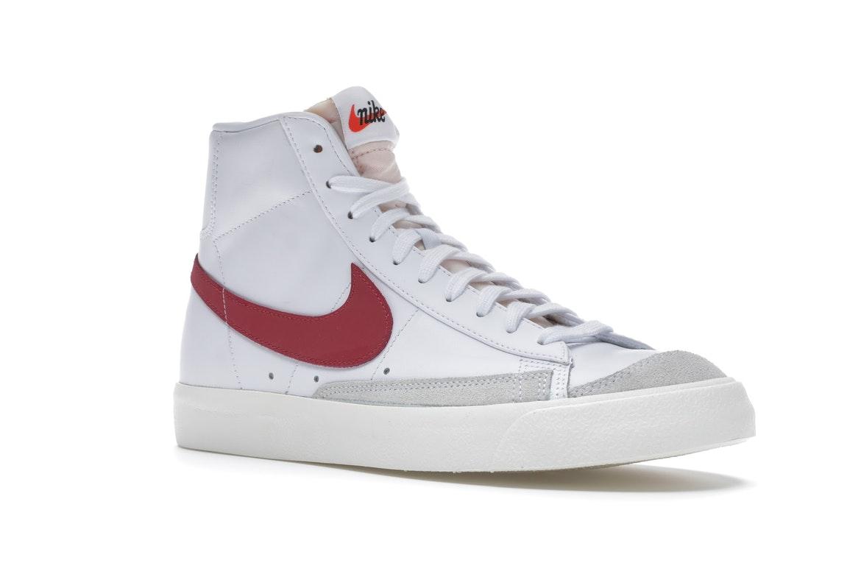 Nike Blazer Mid 77 Brick Red