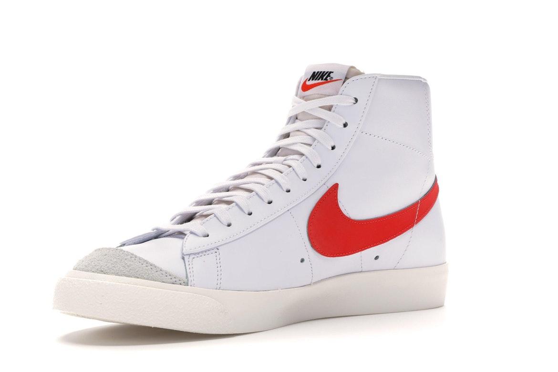 Nike Blazer Mid 77 Habanero Red - BQ6806-600