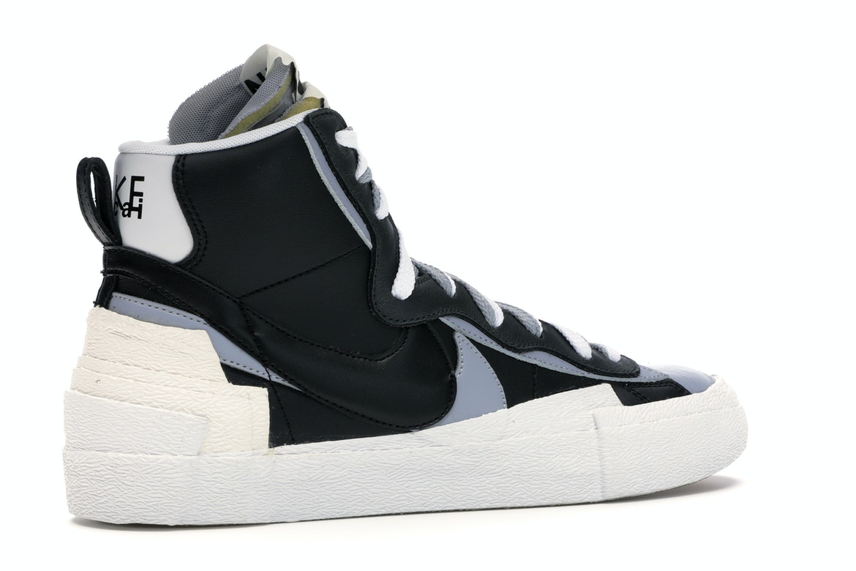 Nike Blazer Mid sacai Black Grey - BV0072-002