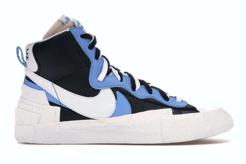 Nike Blazer Mid sacai White Black Legend Blue