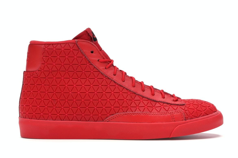 CLASSIC Nike SB Blazer Metric Red View benefits -sagconsulting.co