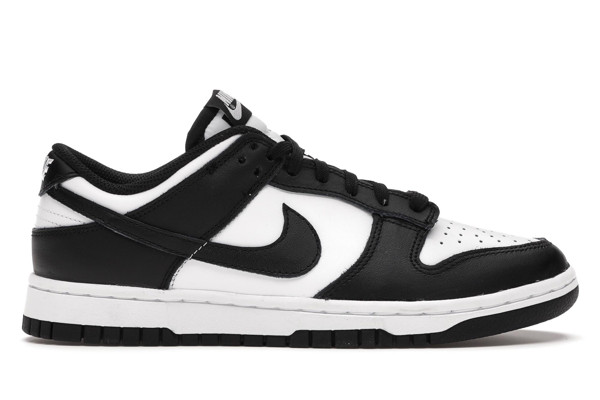 Nike Dunk Low White Black (2021) (W) - DD1503-101