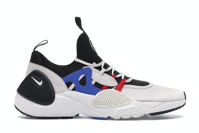 Nike Huarache Edge Txt Black Game Royal University Red