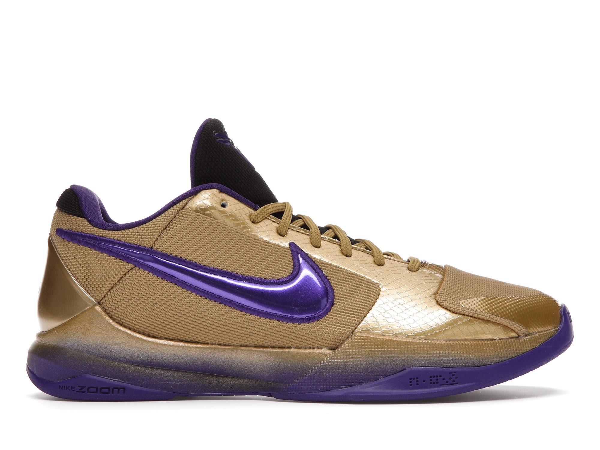 Nike Kobe 5 Protro Undefeated Hall of Fame