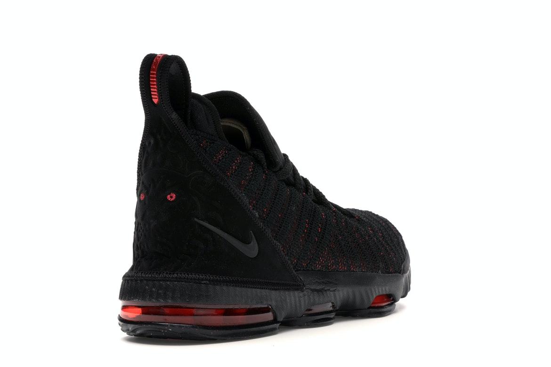 Nike LeBron 16 Fresh Bred (GS) - AQ2465-002