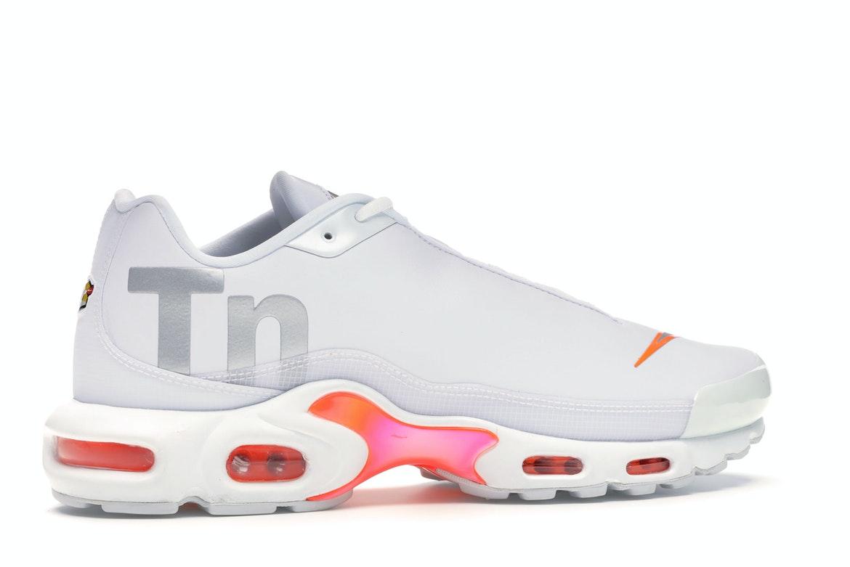 Nike Mercurial TN White - AQ1088-100